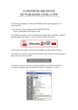 convertir archivos de publisher (.pub) a pdf