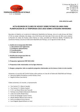 Acta 1 modificada (2015-16)