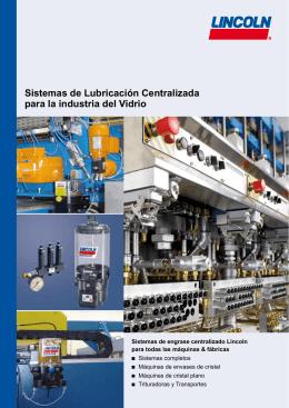 Sistemas de lubricación - Industria del vídrio Descargar
