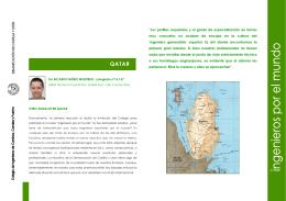 qatar - Colegio de Ingenieros de Caminos, Canales y Puertos