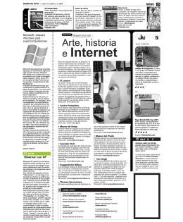 e Internet - Diario de Cuyo