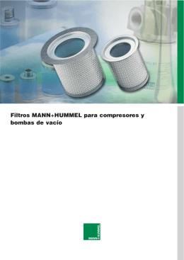 Separadores aire/aceite MANN+HUMMEL