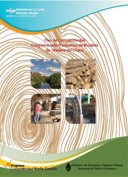 Plan de Competitividad de Muebles de Madera del Chaco