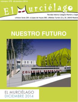 EL MURCIÉLAGO DICIEMBRE 2014