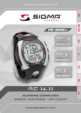 RC 14.11 - Sigma Sport