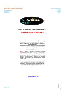 Seditel Comunicaciones IP