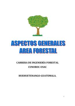 carrera de ingeniería forestal cunoroc