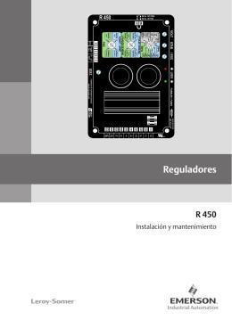 Reguladores R 450
