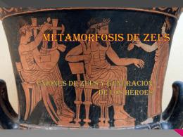 transformaciones de Zeus