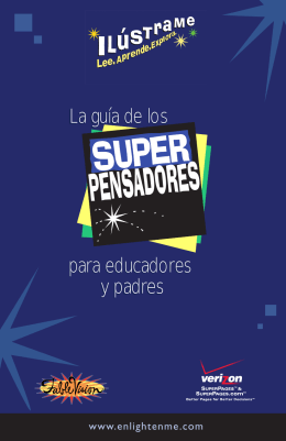 PENSADORES - SuperPages
