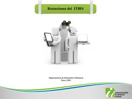Retenciones del ITBIS