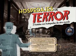 3 hoteles con huéspedes de otro mundo