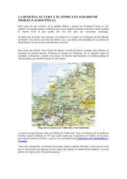 la duquesa, el cura y el sindicato agrario de meirás (valdoviño) (1)