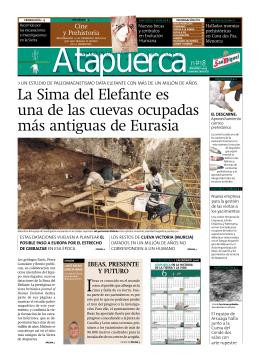 Invierno 2005 - Diario de Atapuerca