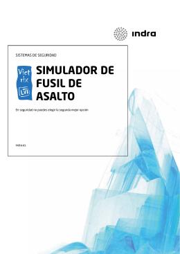 SIMULADOR DE FUSIL DE ASALTO