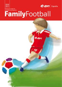 Revista que recoge las actividades del programa