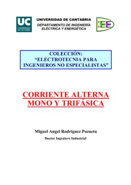 c.a. mono y trifásica - Universidad de Cantabria