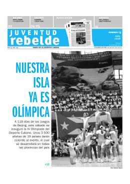 nacional - Juventud Rebelde