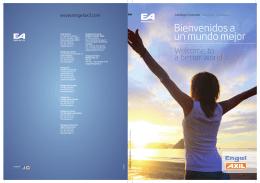 Catálogo General de Productos Engel 1