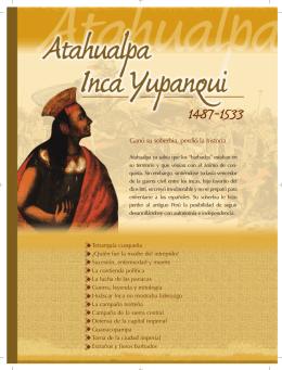 Atahualpa Inca Yupanqui - Identidad-peru