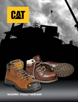 WORK FOOTWEAR - Norseg Safety