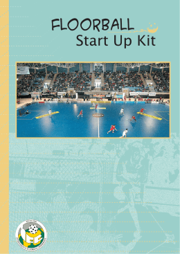 FLOORBALL START KIT UP