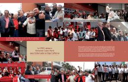 La CROC apoya a Fernando Castro Trenti para Gobernador en Baja