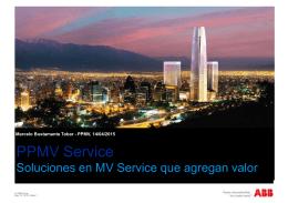 PPMV Service