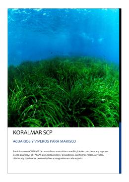 Catalogo Koralmar Classic