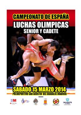 Ver Revista - Federación Madrileña de Lucha