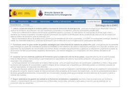 Visión de la ENPC.