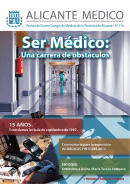 Nº 174 - Colegio Oficial de Médicos de Alicante
