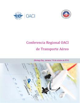Conferencia Regional OACI de Transporte Aéreo