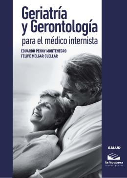Geriatría y Gerontología