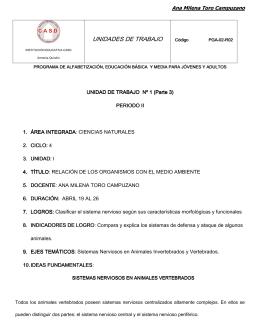 Guía Nº 3 - Institución Educativa CASD