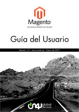 Manual Magento