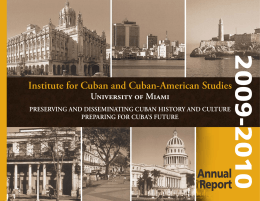 Annual Report - University of Miami