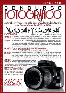 CONCURSO 2015.cdr - Hermandad Cristo de la Expiracion | Jerez