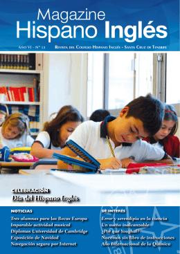 Magazine - Colegio Hispano Inglés