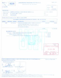 preford - Transparencia - Universidad Nacional de Trujillo