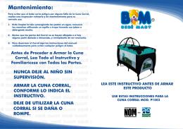 Cuna - Corral P1003