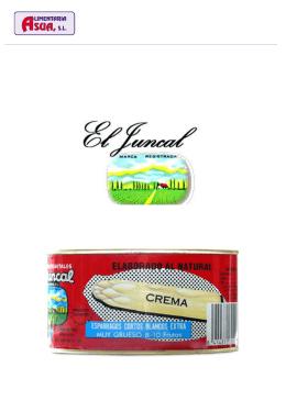 Conservas Juncal - Alimentaria Asua