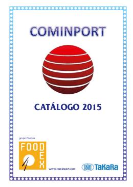 Salsa de Soja - Cominport.com