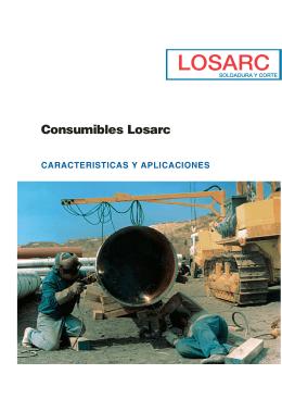 Consumibles Losarc