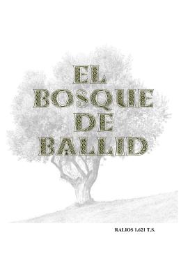 EL BOSQUE DE BALLID