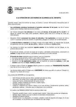 Colegio Pureza de María - Pureza de María. Los Realejos