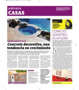 artículo completo - Instituto Mexicano del Cemento y del Concreto