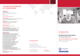 Archivo  - Asociación Española de Cirujanos, AEC