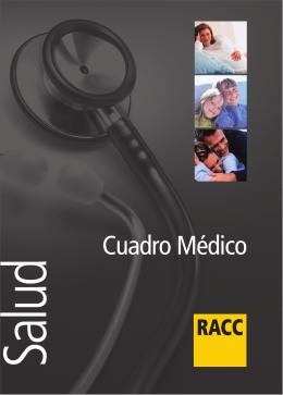 Cuadro médico Universal salud