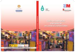 Guía de Auditorías Energéticas en Centros Comerciales 2010